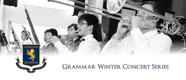 Grammar Winter Concert Series I