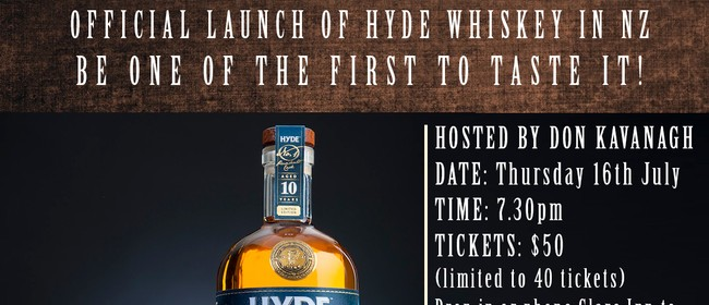Whiskey Taste & Food Match Experience