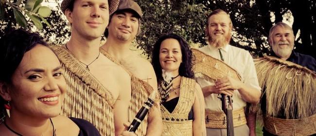 Maori Language pop-up gig - Te Kohikohinga Kohatu
