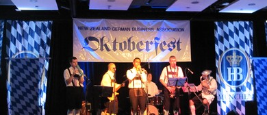 BMW Oktoberfest Organised by NZ German Business Assn