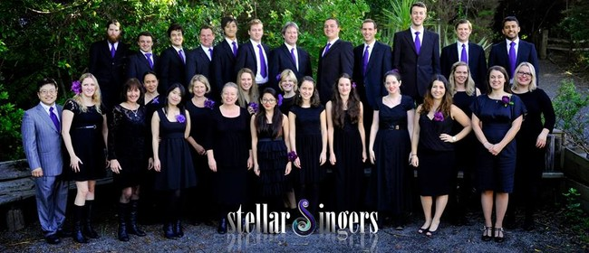 Stellar Singers - Big Stellar Night Out 2015