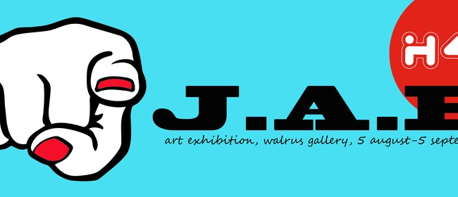 """J.A.B.""  A Reunion Exhibition of 3 Local Artists"