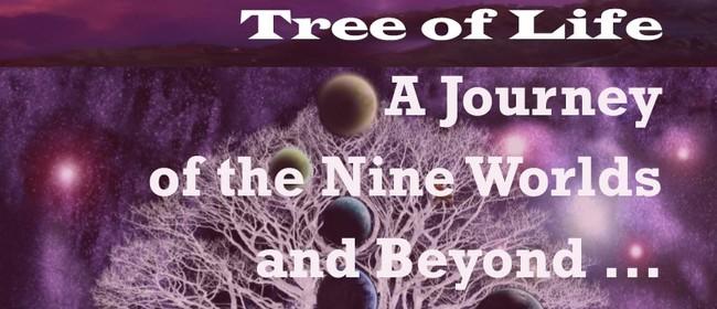 "Yggdrasil Tree of Life with Druid Adrian ""Wild Bill"" Phillip"
