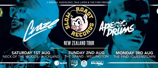 DJ Craze & Ape Drums