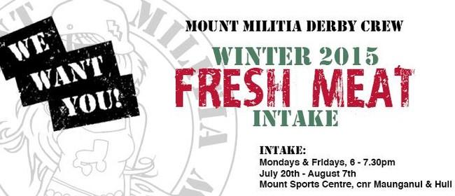 Mount Militia Winter Fresh Meat Intake