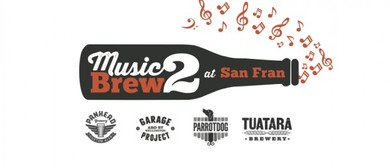 Music 2 Brew 2 with Panhead & The Nudge