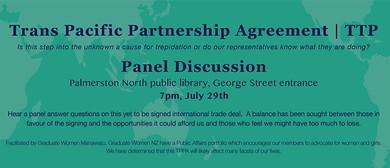 TPPA - Panel Discussion