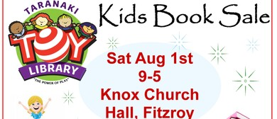 Big Kids Book Sale