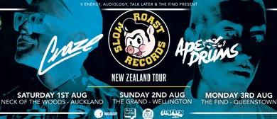 DJ Craze & Ape Drums (5 Years of Slow Roast Records)