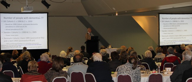 """""""Remember Me"""" - Alzheimers Auckland 3rd Annual Symposium"""