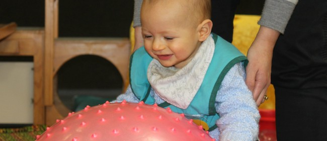 GymbaROO Classes for Babies Aged 6 Months to 1 Year Old