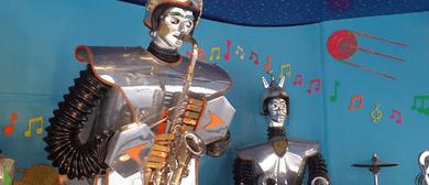 The Jazz Robots