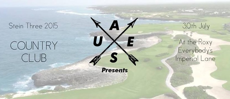 AUES Presents Stein Three - Country Club
