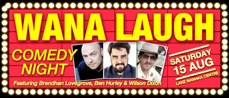 Wana Laugh Comedy Night