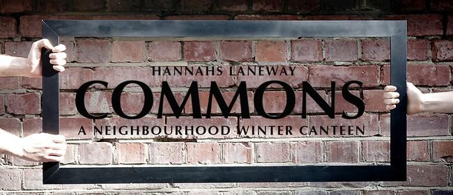 Hannahs Laneway Commons