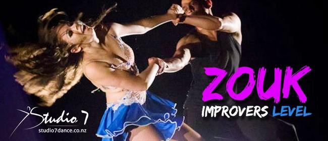 Intermediate Zouk Dance Course