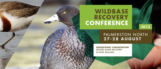 Wildbase Recovery Conference