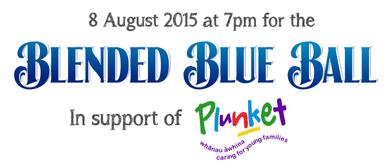 Blended Blue Ball: CANCELLED