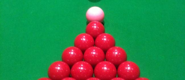 Airpark Canterbury Open Snooker