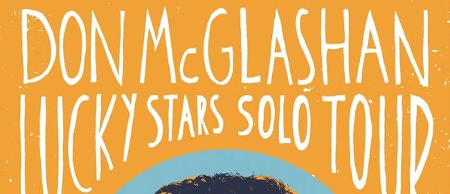 Don McGlashan - Lucky Stars Solo Tour