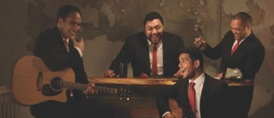An Evening with the Modern Māori Quartet