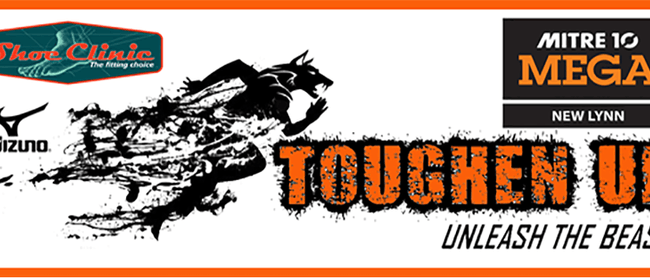 Toughen Up - 3 or 6km Mud, Obstacle & Colour Challenge
