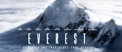 Fundraiser: Private Screening of 'Everest'