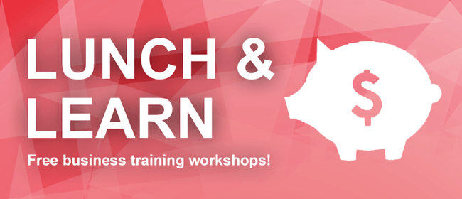 Lunch & Learn - Turbocharge Your Sales Efforts