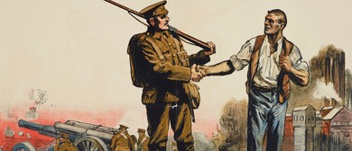Free Lunchtime Talk - Mobilising NZ Society for WWI
