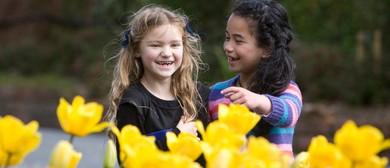 Tulip Sunday – Spring Festival 2015