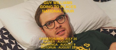 Guy Williams Going To Places National Tour