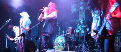 GNFNRS Guns N Roses Tribute Show