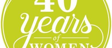 Zonta Manawatu 40th Birthday Celebration