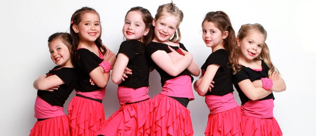 Hip Hop and Jazz for Girls 5-7yrs