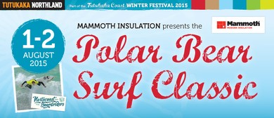 Mammoth Insulation presents the 34th Polar Bear Surf Classic