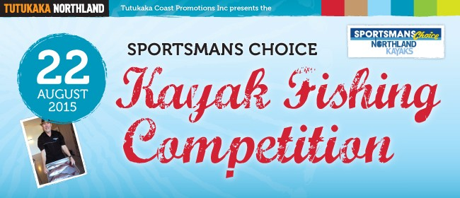 Sportsmans Choice Kayak Fishing Competition