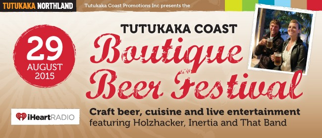 Tutukaka Coast Boutique Beer Festival