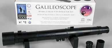 Galileoscope Workshop
