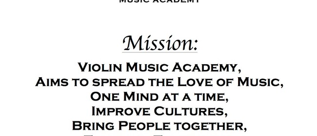 Violin Lessons (Free Demo Sessions) - Violin Music Academy