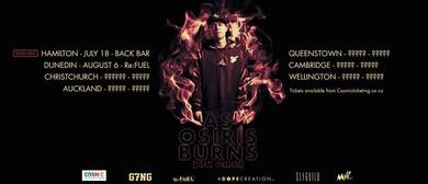 Diaz Grimm - As Osiris Burns Tour