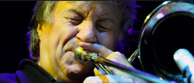 Rodger Fox with NZSM – Horn Driven Rock / Funk / Blues