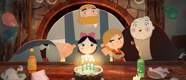 NZIFF - Song of the Sea (Isaac Theatre Royal)