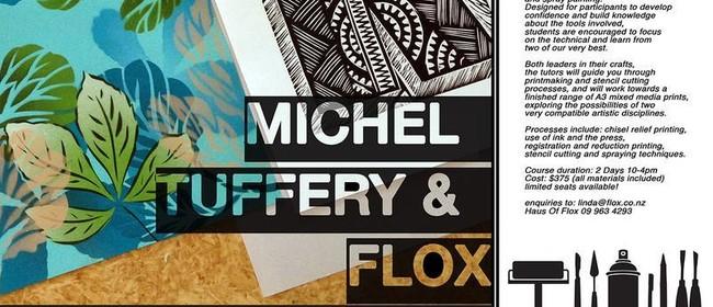 Flox & Michel Tuffery