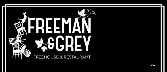 Freeman & Grey ft. Art Heist & Luke Tomlinson