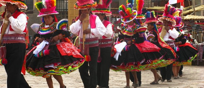 Peruvian Independence Day Celebrations