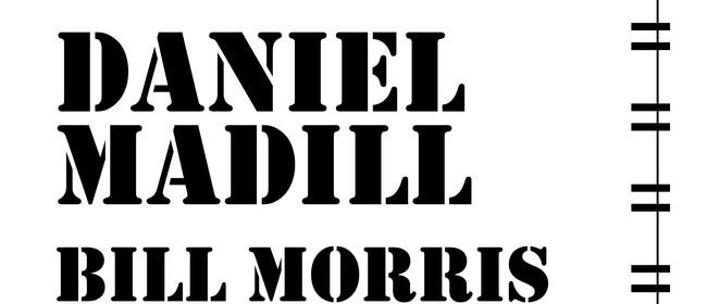 Daniel Madill with Bill Morris