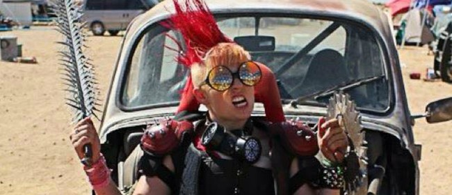Dr. Sketchy Auckland presents Mad Max
