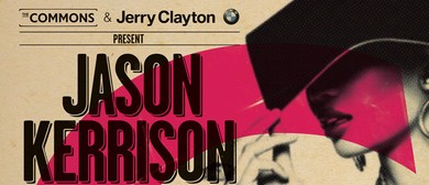 An Evening with Jason Kerrison & The Jordan Luck Trio