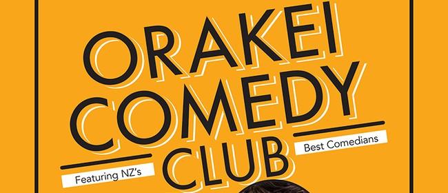 Orakei Comedy Club 2015 - Paul Ego, Dai Henwood & Ben Hurley