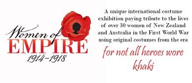 Women of Empire Exhibition
